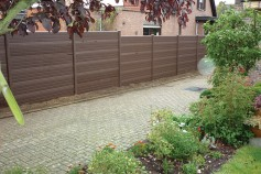 Walnut gravel boards